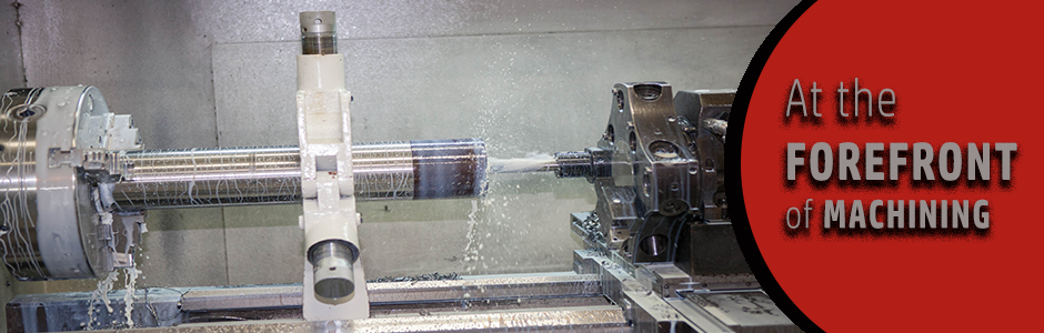 Forefront of Machining
